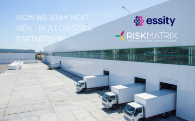 How we aim to stay next-gen… in a logistics partnership with ESSITY